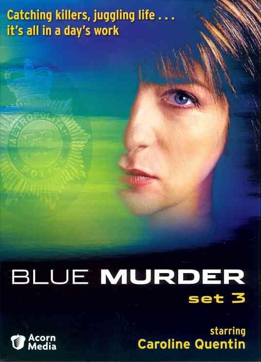BLUE MURDER SET 3 BY BLUE MURDER (DVD)